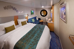 Interior Stateroom Cat. M - Room #9139 - Deck 9 Forward